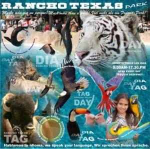 Rancho Texas Lanzarote Theme Park {Spain}