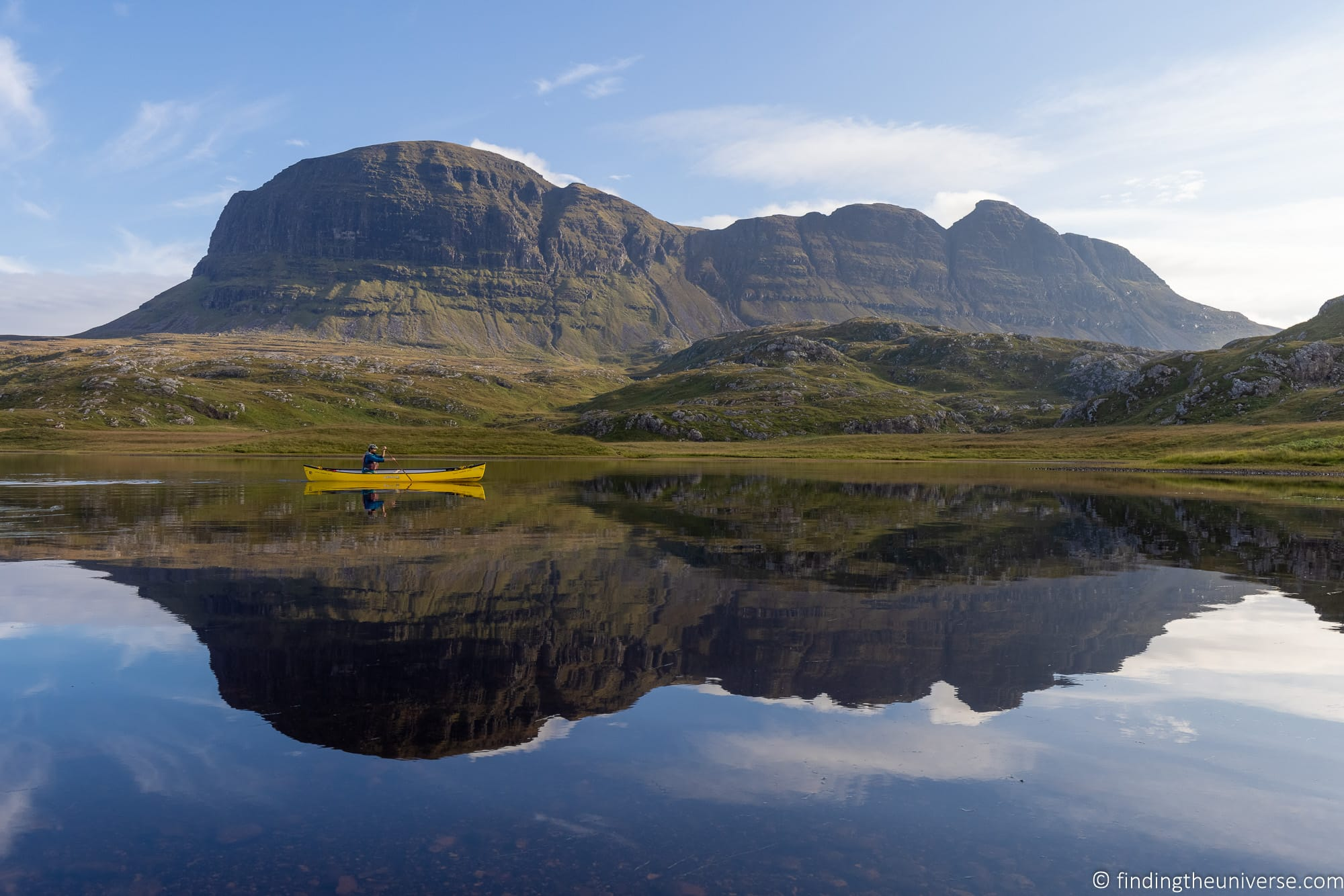Hiking Suilven in Scotland: A Guide + Experience with Hamlet Mountaineering