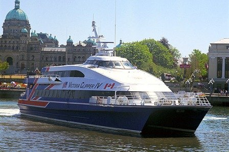 Ferries To Victoria & Seattle {Clipper Vacations}