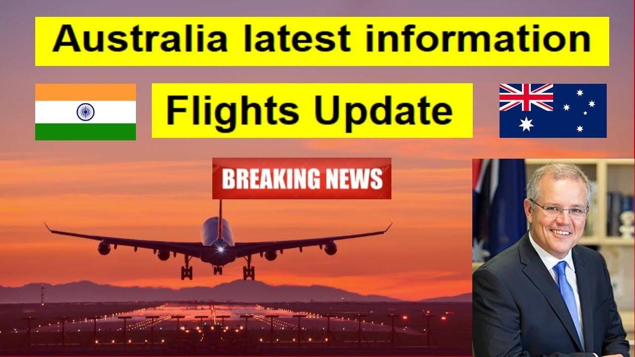 AUSTRALIAN BORDER UPDATE | India to Australia Flight Update | Qantas Flights — 🇮🇳 ✈️ 🇦🇺 .