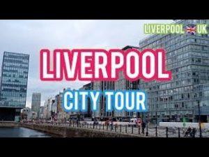 LIVERPOOL CITY TOUR | Liverpool Walk 🇬🇧 liverpool uk